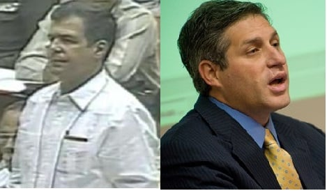 "Heir Apparent's Brothers-in-Law (LosCuñados) : Luis Alberto Rodriguez Lopez-Callejas (husband of sister Deborah) and Arturo Rodriguez Lopez-Callejas (brother of Alberto, now known in U.S. as Cuba ""expert"" and perennial Ph.D. candidate Arturo Lopez-Levy)."