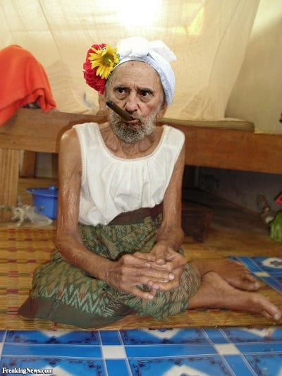 Fidel-Castro-as-an-Old-Woman--96188