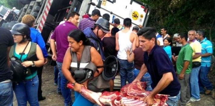 Resultado de imagem para saqueos venezuela