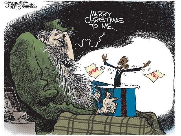 stantis cuba obama christmas