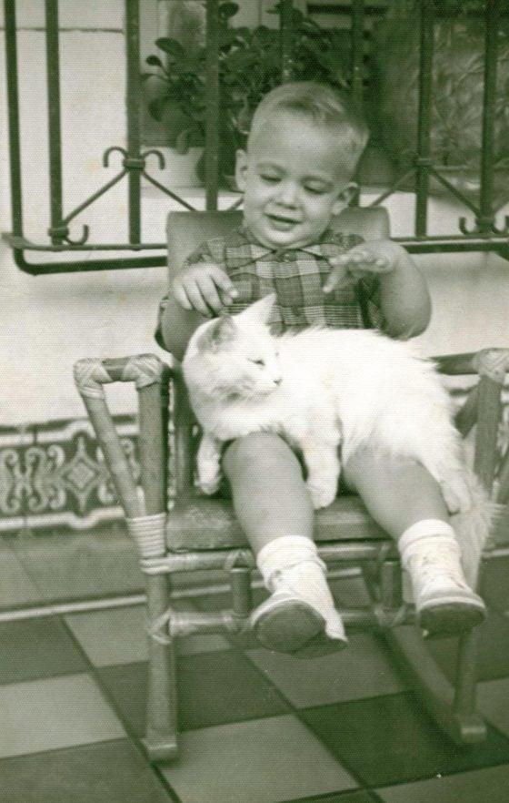 Carlos, Havana 1953