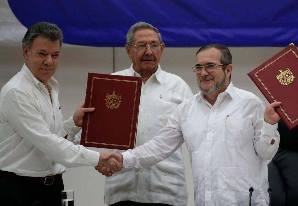 Cuba Colombia Peace Talks