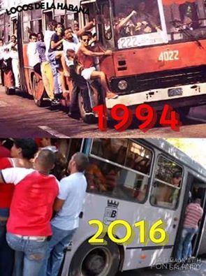cuba 1994 2016