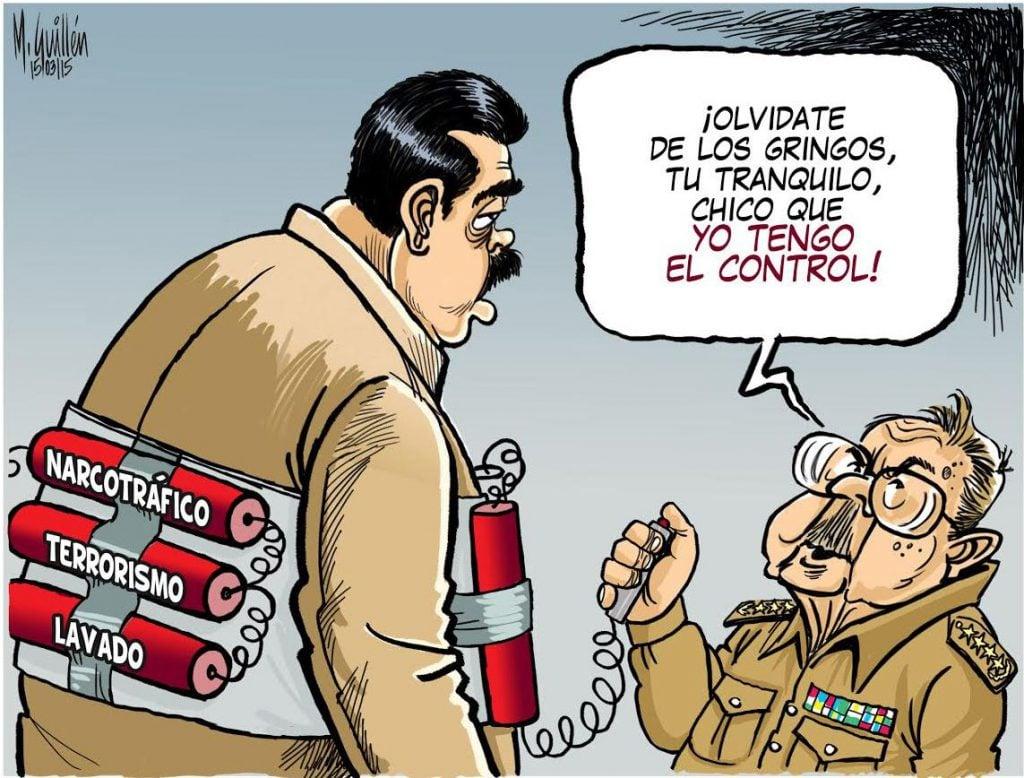 Resultado de imagem para cuba na venezuela