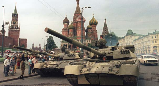 ussr tanks moscow
