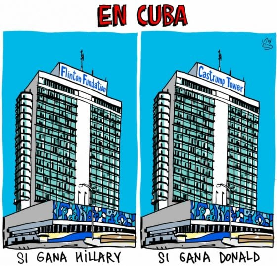 hillary-trump-no-difference-in-cuba