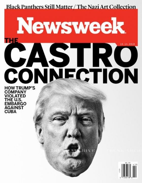 newsweek-trump-castro-connection-cover