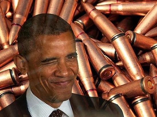 No hat, but plenty of Castronoid bullets