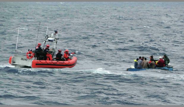 coast guard cuban rafters