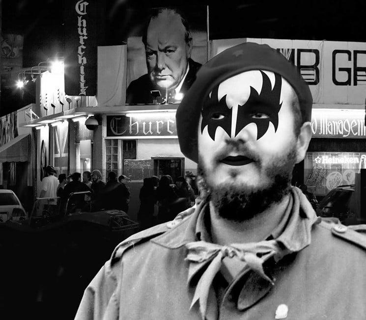 Kiss Castro goodbye.