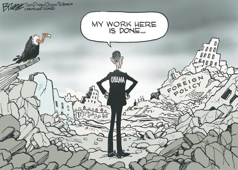 obama foreign policy looks like havana