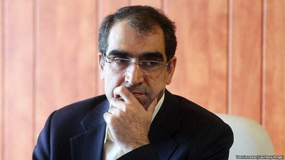 Minister Hashemi