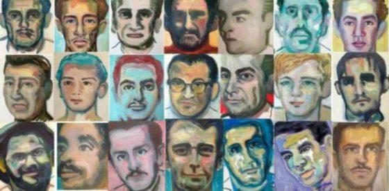 A portion of Juan Abreu's faces (PanAm Post)
