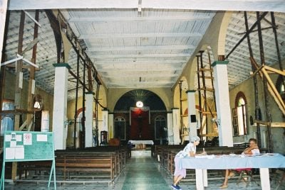 Catholic Church in Baracoa. Photo: CSW
