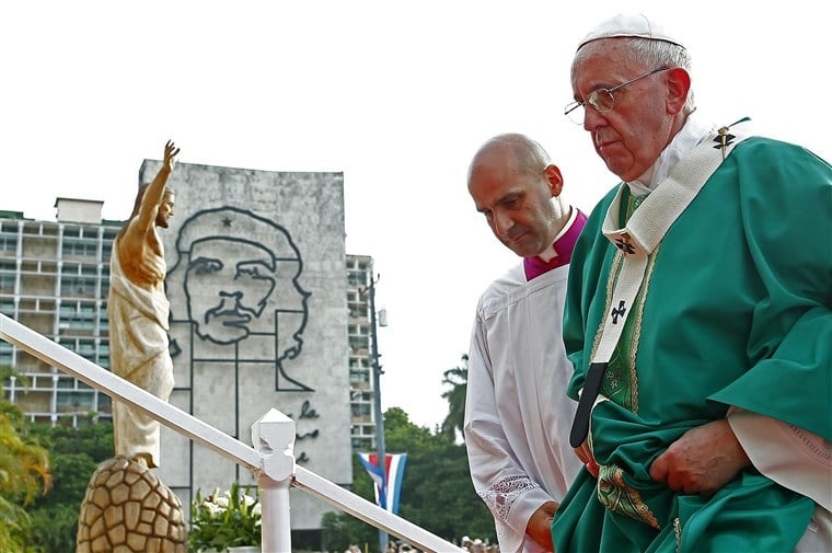 Image result for Surprise! Papal envoy who set up Normalization Circus in Cuba is deeply involved as a major player in the Catholic Church's monstrous sex-abuse scandal