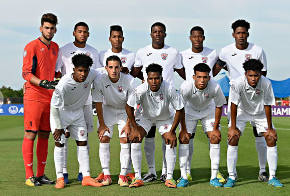 Almost the entire Cuban national soccer team defects in Florida ... 60913797e